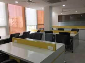 40seater 03Cabin fully furnished office space for rent