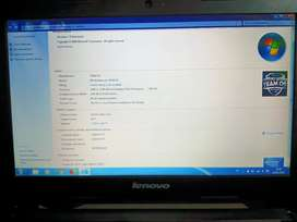 Notebook AMD Lenovo Ram2gb/Hdd500gb Normal