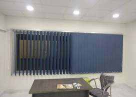 beautiful window blinds in vertical shape stripes blinds for offices