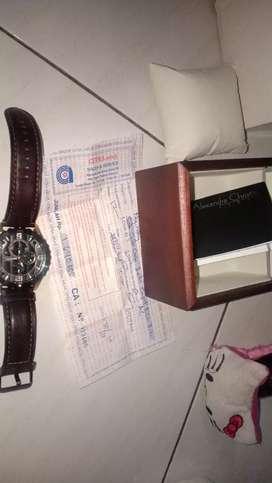 Jam tangan laki2 Alexander kristi original
