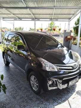 Dijual Daihatsu Xenia R.1.3 sporty , warna hitam , tahun 2013