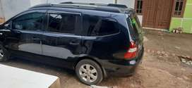 Nissan grand livina xv 2007