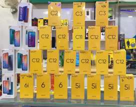 Realme, Redmi Mobile Phones/ Smart Phones all Models Available
