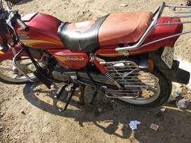 Splender + supar milage bike
