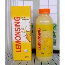 Juice lemon / sari lemon lemonising 500 ml
