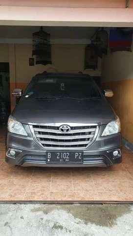 Innova diesel 2014