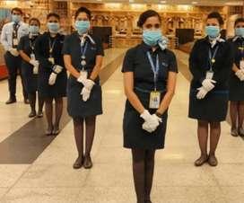 Ground Staff job on Airport Authorities