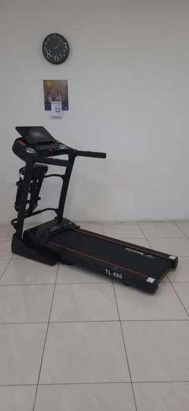 Treadmill listrik 4in1