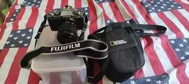 Fuji fujifilm mirrorless XT100 Mulus TERMURAH bs tt canon nikon leica