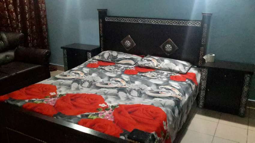 Located on main margallah road furnished room attchd bath.... 0