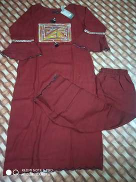 Readymade Ladies Suit. Cash on Delivery
