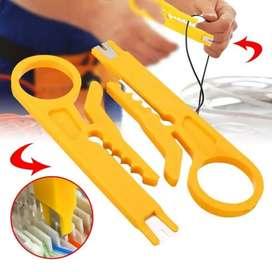 HS Rotary Wire Stripper Pengupas Kulit Kabel