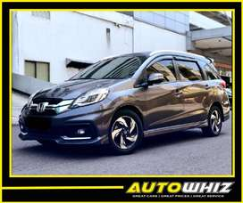 HONDA MOBILIO 1.5 RS CVT 2014 GREY