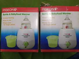 Pigeon Bottle & Babyfood Warmer Instant heating easy to use