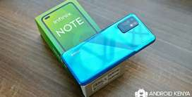 Infinix note 8 6/128 at whole sale price order know