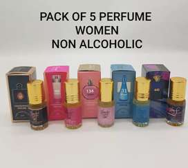 Men and Women concentrated perfumes Size 3ml