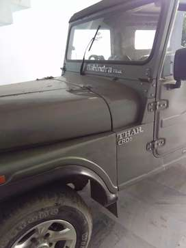 Mahindra Thar 1993 Diesel Well Maintained