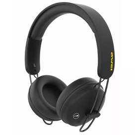 AWEI Bluetooth Wireless Headset Headphone- A800BL - Black