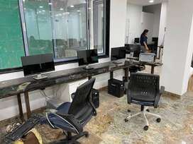 Workstations - A space to make your office space functional.
