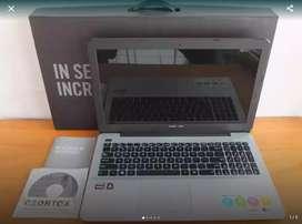 Laptop Asus Spek Dewa Gaming dan Multimedia | Pakaian 3 bln | Ram 8GB