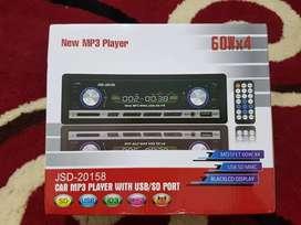 Di jual audio / tape MP3 player mobil