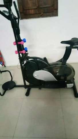 5 fungsi semi bike Orbitrack..seri plate