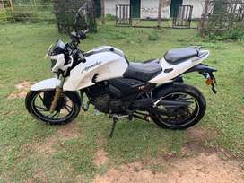 Barely used RTR 200