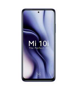 New mi 10i 6ram128gb rom only 2 month used with bill