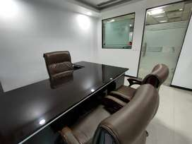 Fully furnished office space for Lease