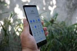 Samsung note 8 Midnite black