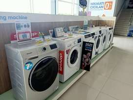 Sharp mesin cuci Kredit Proses Cepat dan mudah