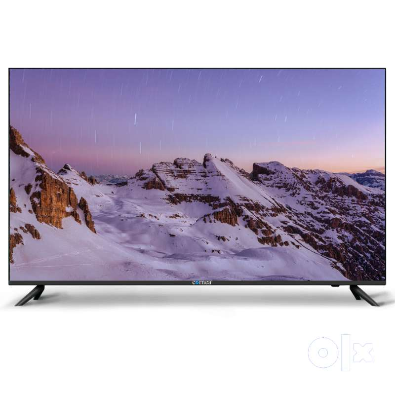 Brand New Cornea 50 Inch  Android TV with 1+1* year warranty