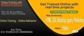 Online Job Trainning