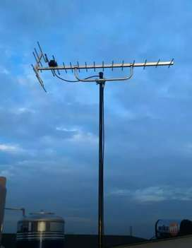 Kantor tukang pasang sinyal antena tv lokal kebon jeruk