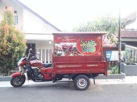 Motor Booth Exclusive (Bandung)