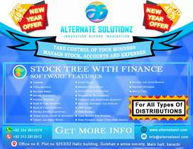 Software for all types of distribution