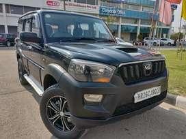 Mahindra Scorpio S4, 2014, Diesel