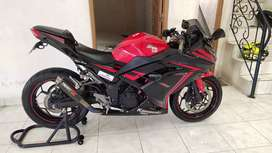 Kawasaki Ninja 250 FI Special Edition 2015
