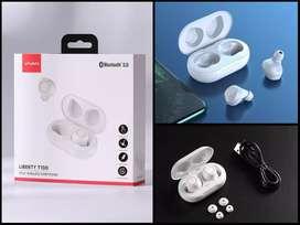 Headset Bluetooth VIVAN Liberty T100 TWS ( Haru Cell)