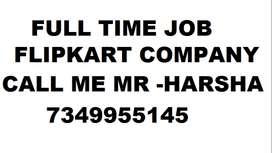 flipkart job store keeper supervisor helper 100% job  Hiring in flipka