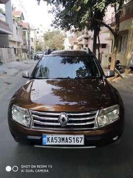 Renault Duster 110 PS RxZ Diesel Plus, 2013, Diesel