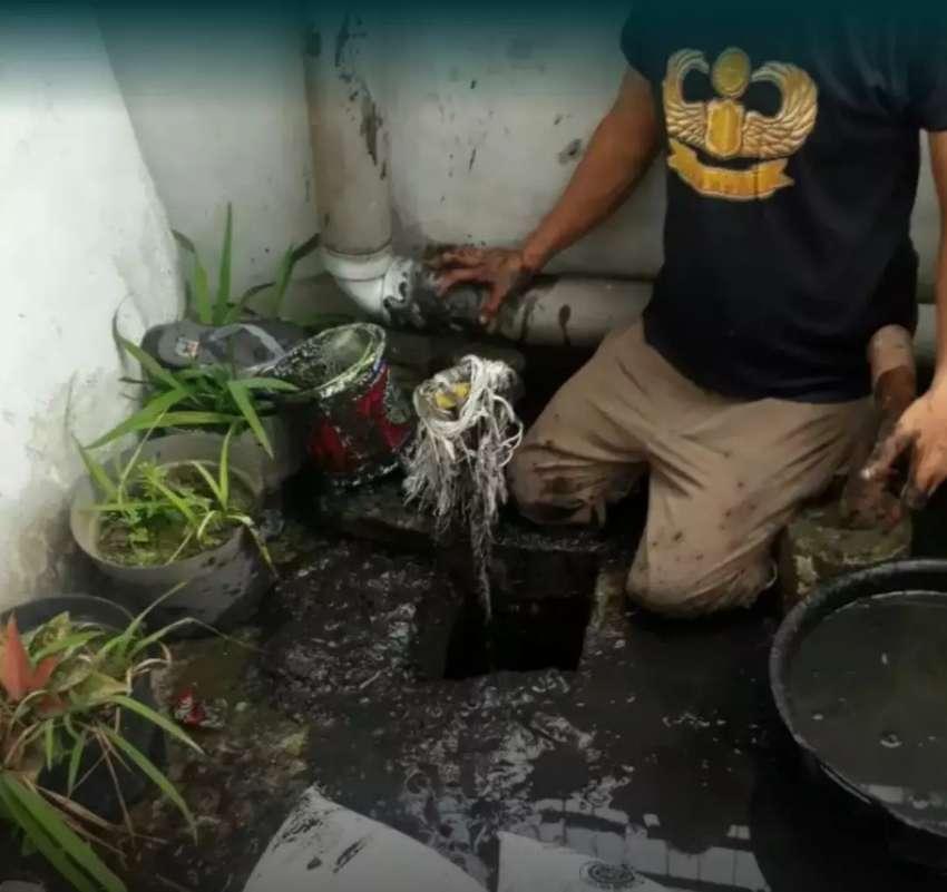 AKOH Servis sedot sapsitang saluran air westapel sumbat wc tumpat 0