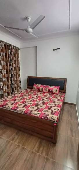 1 bhk fully furnished flat for rent nearby 7no.
