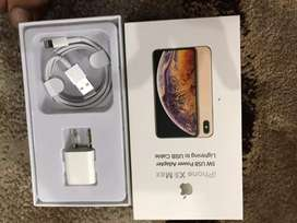 iPhone x max 2 pin charger