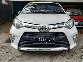 Toyota Calya 1.2 G Automatic / A/T 2018