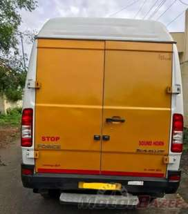 goods tempo traveller for sale