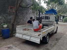 Rental mobil jasa angkut barang