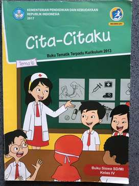 Buku Tematik Terpadu Kelas 4