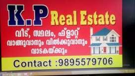 Kozhikode area flat .house .appartment .plot . Rentinu