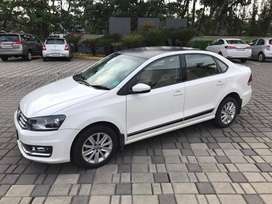 VW Vento 7 Speed DSG Automatic Petrol Only 31,000 KM (41 Months Old)
